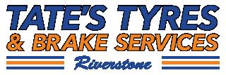 Tate's Tyres & Brake Services Logo
